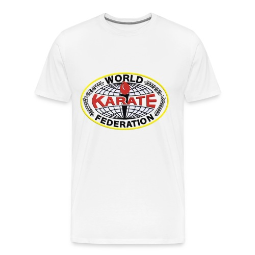 wkf_embossed - Men's Premium T-Shirt