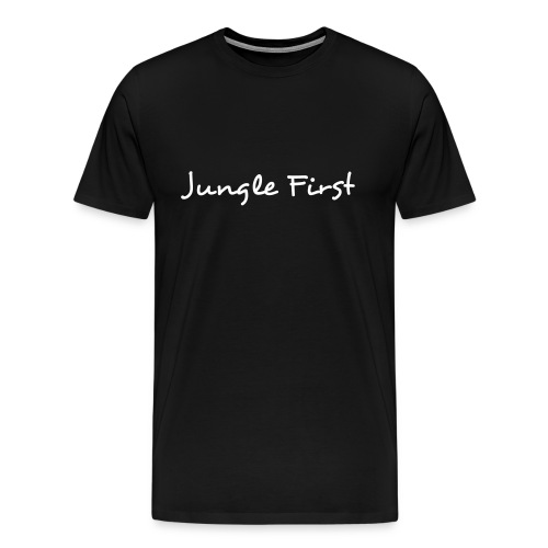 Jungle First Mens - Men's Premium T-Shirt