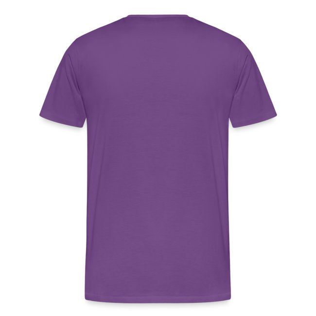 John Cleese Purple Silly Walk Men's Shirt