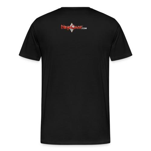 Do it Series - Paladin : Men - Men's Premium T-Shirt