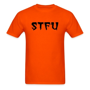 Trick or STFU! Halloween Funny T - Men's T-Shirt