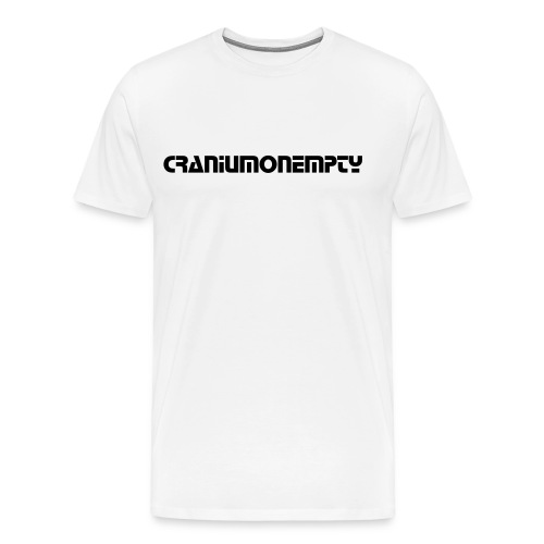 CraniumOnEmpty Simple - Men's Premium T-Shirt