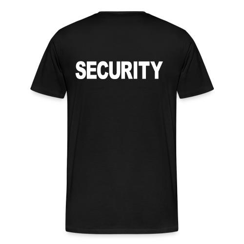 SECURITY - Men's Premium T-Shirt