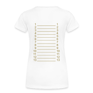 Women's T-Shirts ~ Women's Premium T-Shirt ~ I`m a Hairlista Plus Size Length Shirt APL+