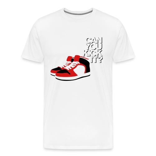 B-Boy Floor Work - Men's Premium T-Shirt