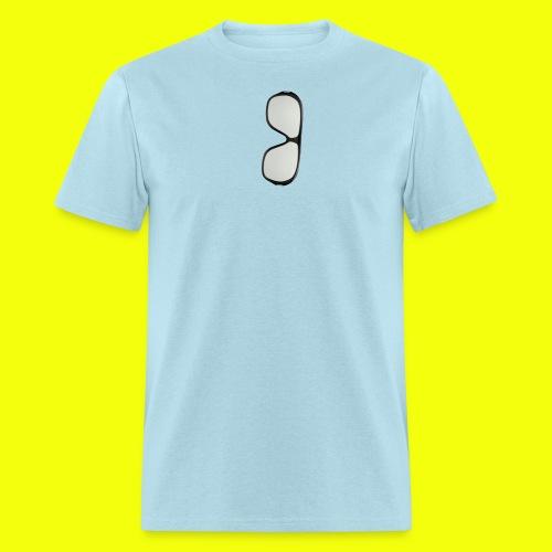 glasses guy - Men's T-Shirt