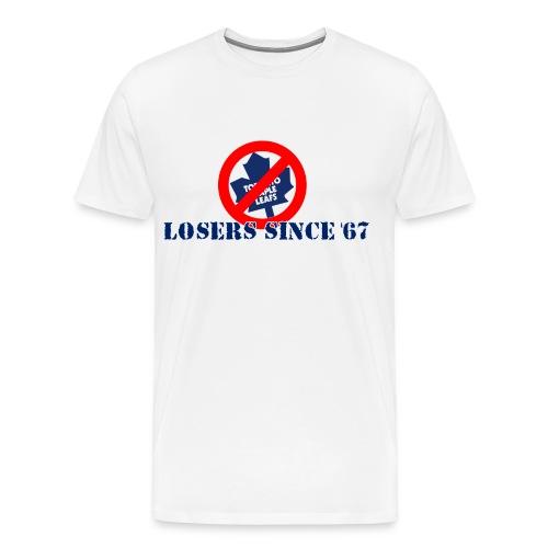Light Colored Losers Since 67' - Men's Premium T-Shirt