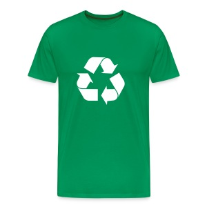 Recyle - Men's Premium T-Shirt