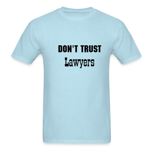 Lawyers - Men's T-Shirt