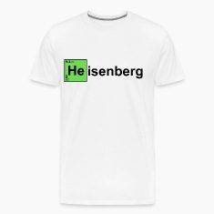 Natural Heisenberg T-Shirts
