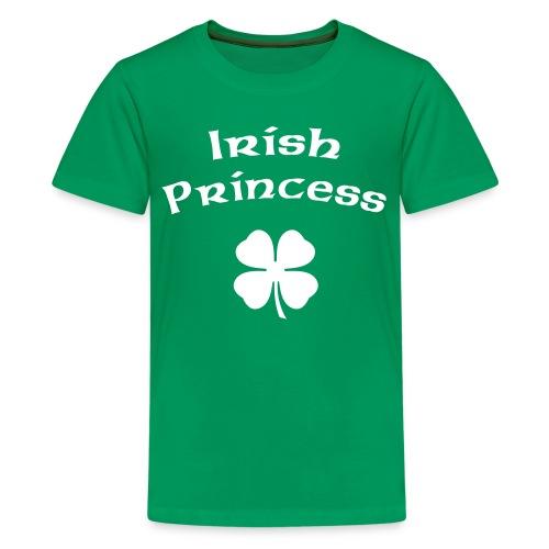 Irish Princess - Kids' Premium T-Shirt