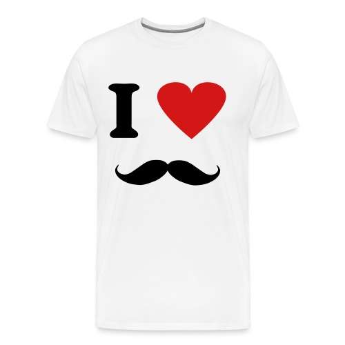 George Parros hockey Tee - Men's Premium T-Shirt