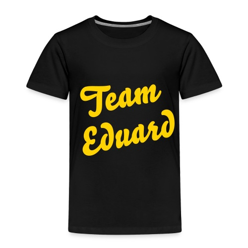 Team Ed Tot T - Toddler Premium T-Shirt