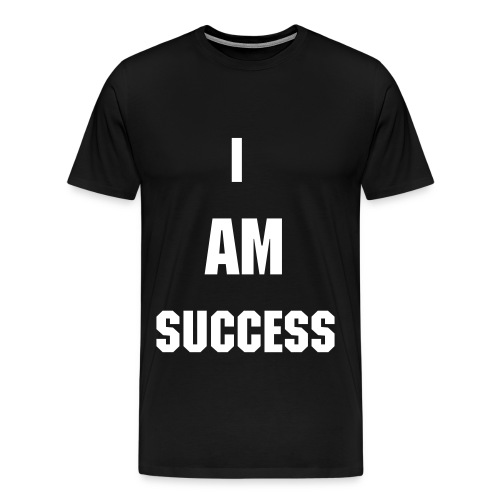 SUCCESS TEE - Men's Premium T-Shirt