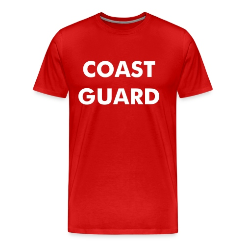 COAST GUARD PT T-SHIRT - Men's Premium T-Shirt
