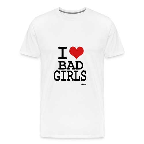 Bad grl - Men's Premium T-Shirt