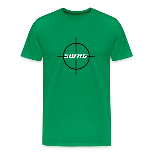 swag custom design  - Men's Premium T-Shirt