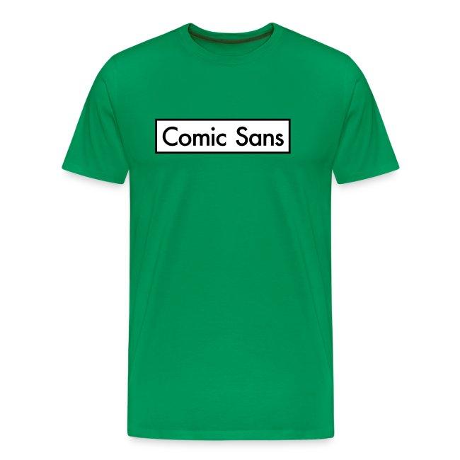 Comic Sans Appreciation #2
