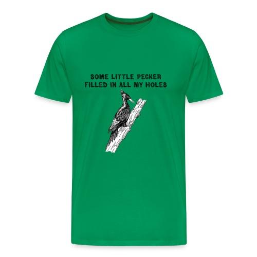 Little Pecker t-shirt - Men's Premium T-Shirt