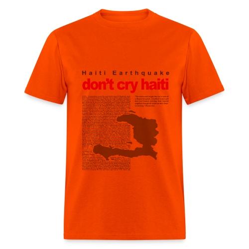Haiti Tee - Men's T-Shirt