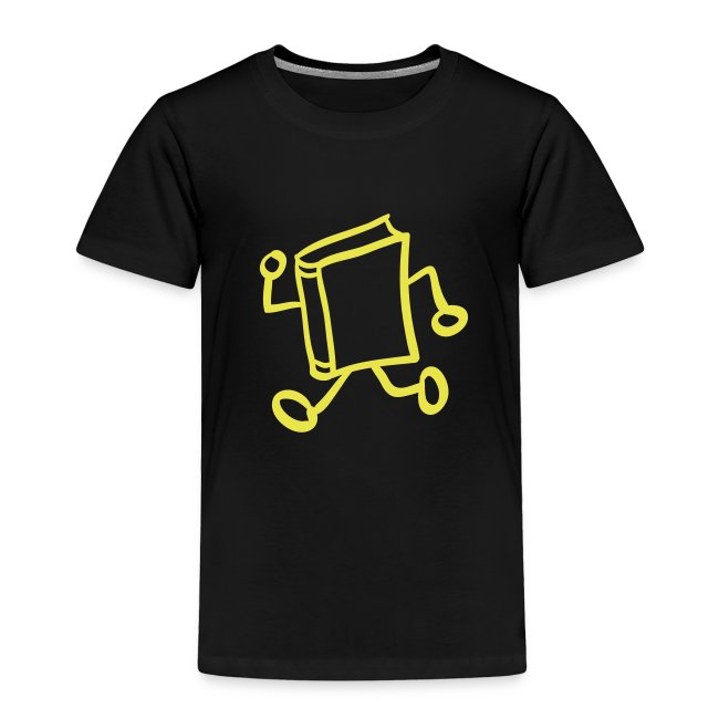 Straight Up Toddler Tee