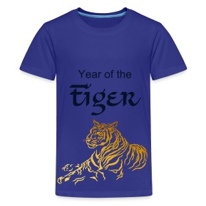 Year of the Tiger - Kids' Premium T-Shirt