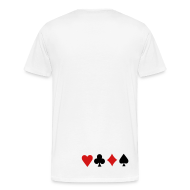 T-Shirts ~ Men's Premium T-Shirt ~ The Gamblin Man