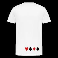 T-Shirts ~ Men's Premium T-Shirt ~ The Gamblin Man
