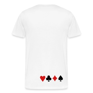 The Gamblin Man - Men's Premium T-Shirt