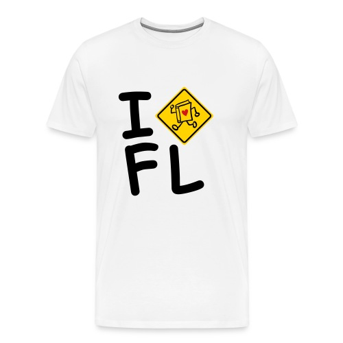 State Your Claim To Florida - Men's Premium T-Shirt