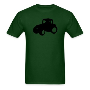 She thinks my tractor's sexy. - Men's T-Shirt