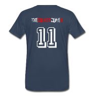 T-Shirts ~ Men's Premium T-Shirt ~ This is my Nats 11 Navy