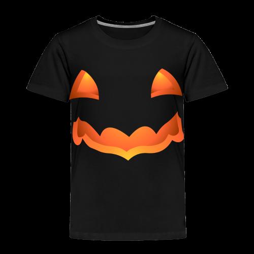 Baby Halloween T-Shirt Pumpkin Toddler Shirts - Toddler Premium T-Shirt