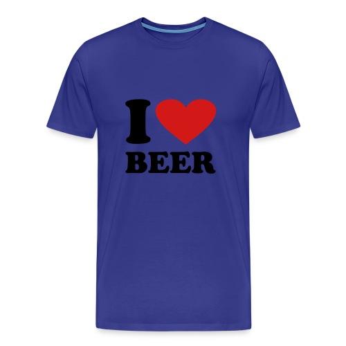 MMM BEER - Men's Premium T-Shirt