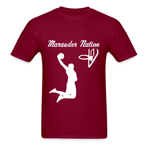 Marauder Dunk Tee - Men's T-Shirt