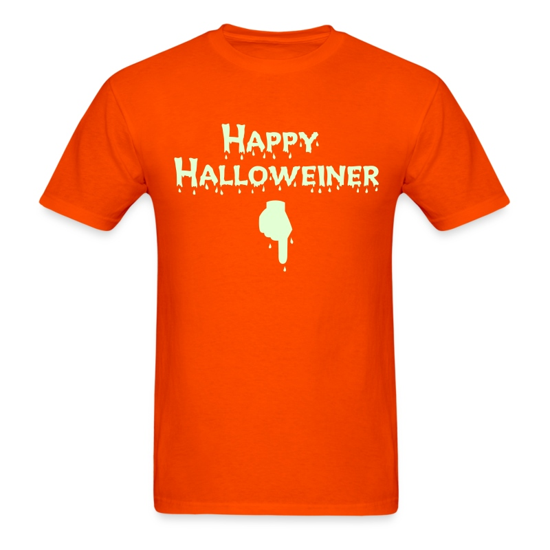 Happy Halloweiner - Men's T-Shirt