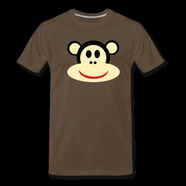 Chocolate monkey T-Shirts