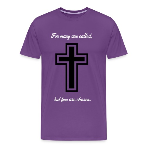 Purple Tee - Men's Premium T-Shirt