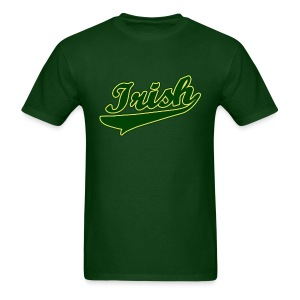 Irish T-Shirt, Green St Patrick's Day T-Shirt - Men's T-Shirt