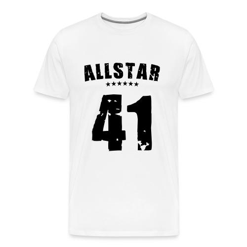 Frost Bros Mens Heavyweight T Shirt - Men's Premium T-Shirt