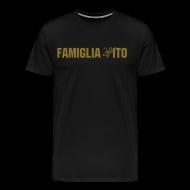 T-Shirts ~ Men's Premium T-Shirt ~ Men  Famiglia Vito tee