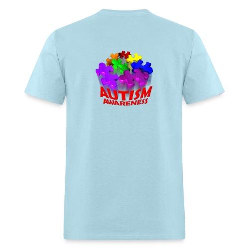 Autism Awareness - Men's T-Shirt