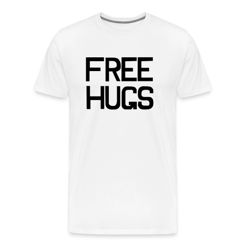 Fee Hugs Men's T - Men's Premium T-Shirt