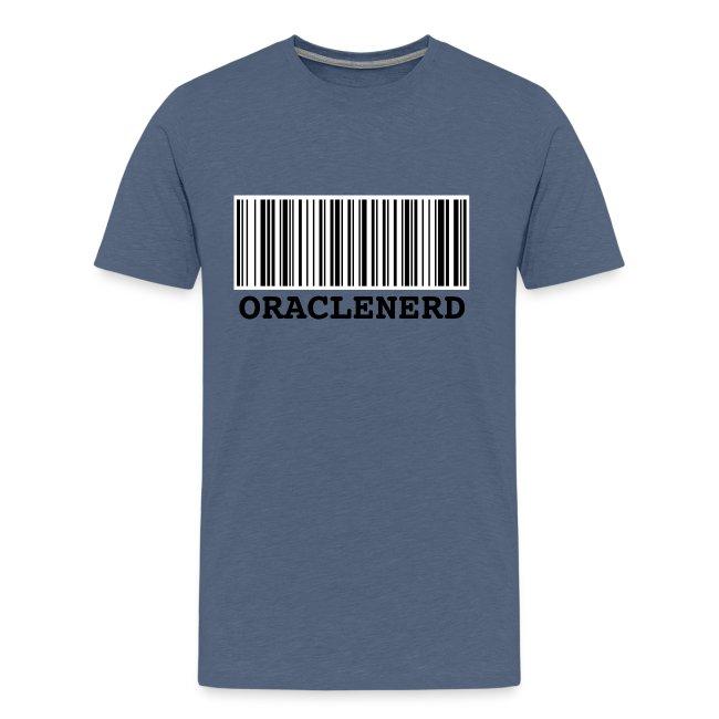 ORACLENERD Barcode