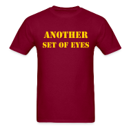 T-Shirts ~ Men's T-Shirt ~ Another Set of Eyes