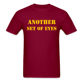 Another Set of Eyes ~ 351