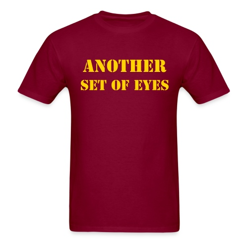 Another Set of Eyes - Men's T-Shirt
