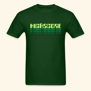Highscore2 - Men's T-Shirt