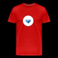 T-Shirts ~ Men's Premium T-Shirt ~ The Flash iPhone OS Edition