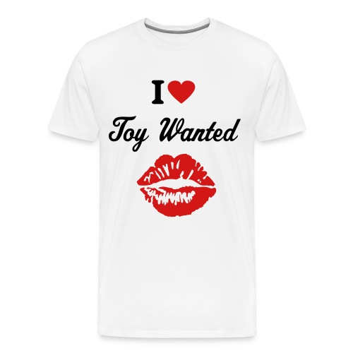 Youtube: ToyWanted Fan Shirt - Men's Premium T-Shirt